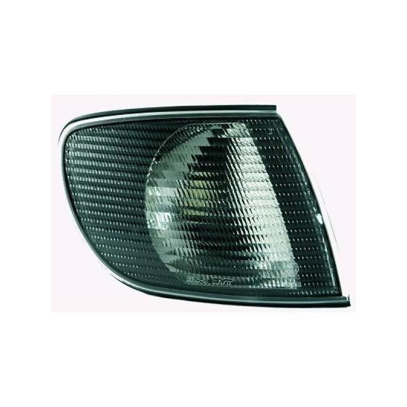 Clignotant design noir Audi A6 94-97