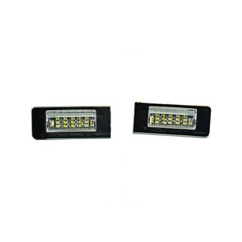 Eclairage plaque d'immatriculation LED AUDI TT 98-05 LED