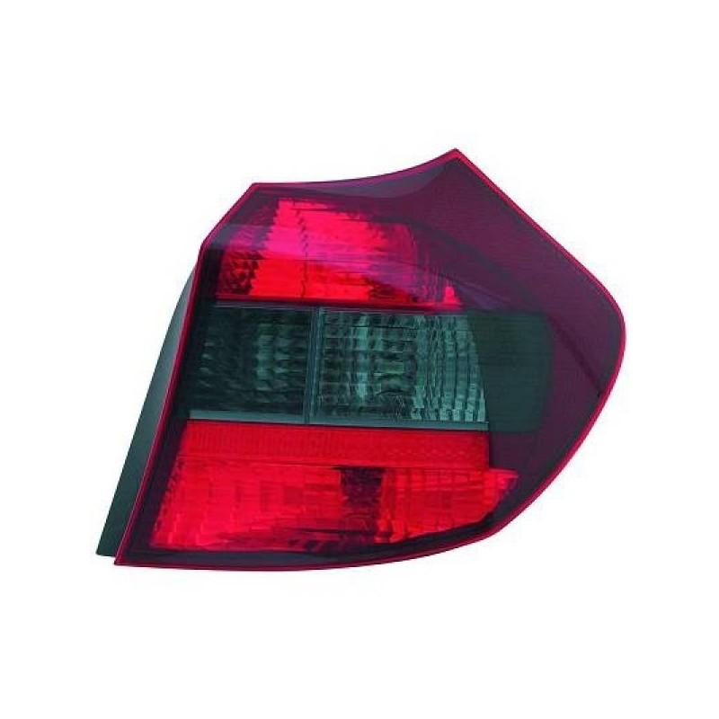 Feu arrière Gauche rouge/noir Bmw E87 04-07