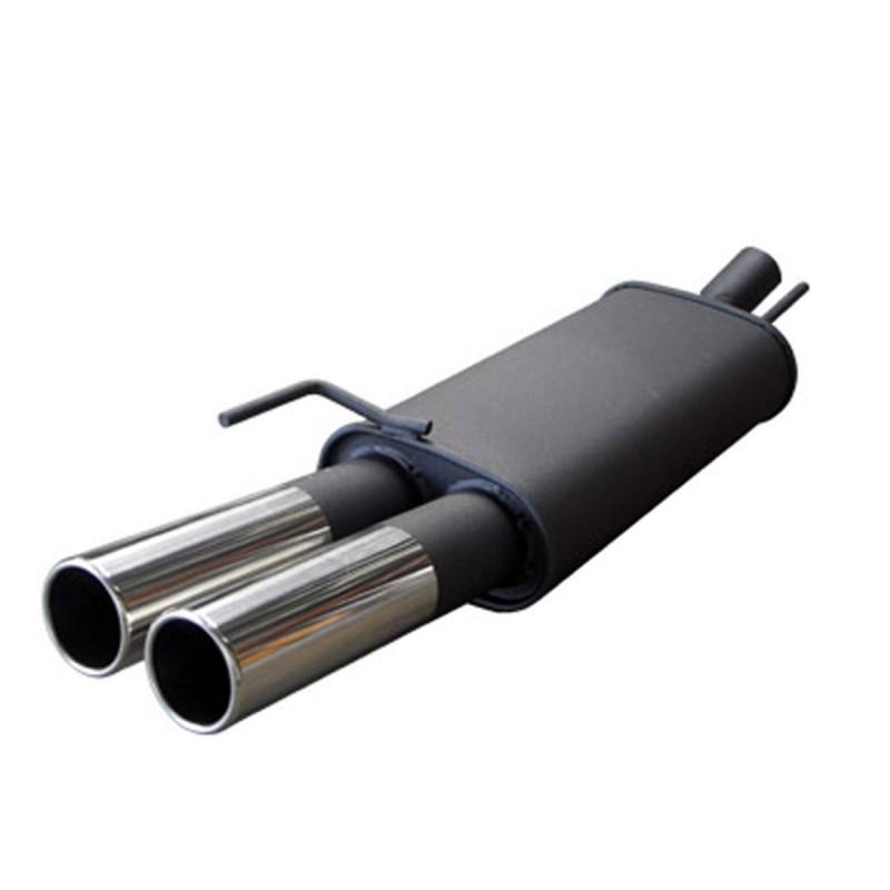 SILENCIEUX SPORT OPEL VECTRA A (A/-CC),2x90 M -Design