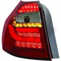 Feu arriere LED rouge/noir Bmw (E81/E87) 04-11
