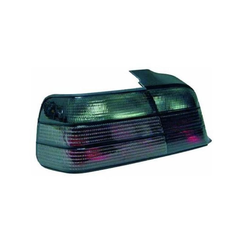 Feux arrières noir BMW E36 2-portes 90-97 2-portes