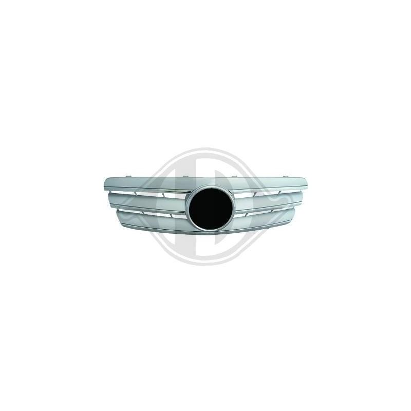 Calandre chrome/argent Mercedes W203 00-07