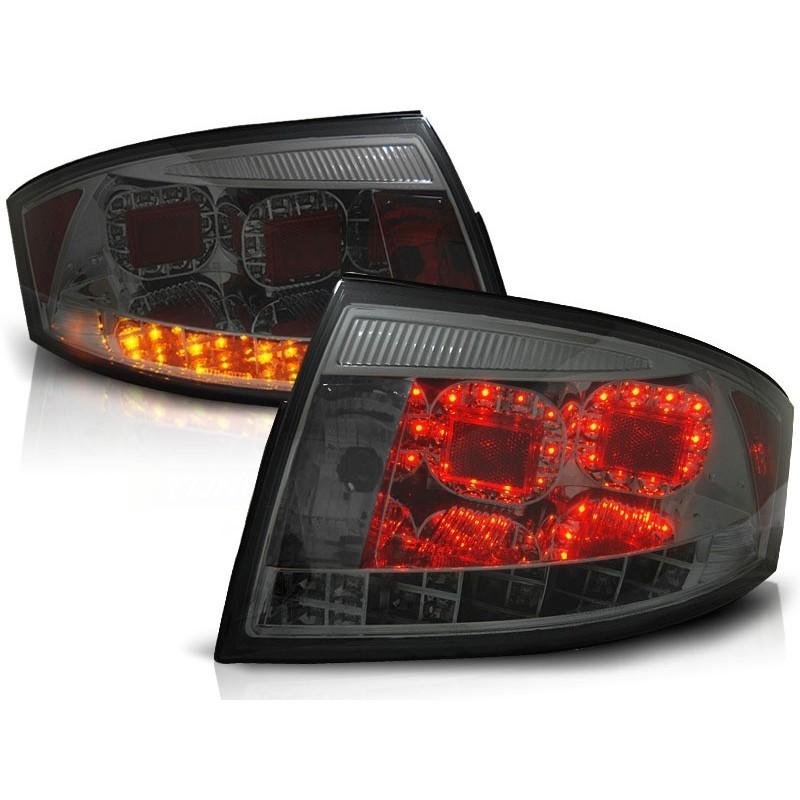 Feux arrières LED noir Audi TT 98-05
