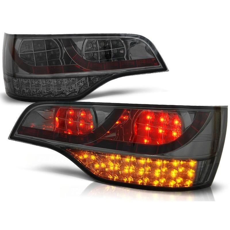 Feux arrières fumé LED Audi Q7 2005-2009