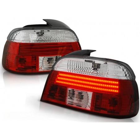 Feux arrières LED CELIS blanc-rouge Bmw E39 Berline 95-00