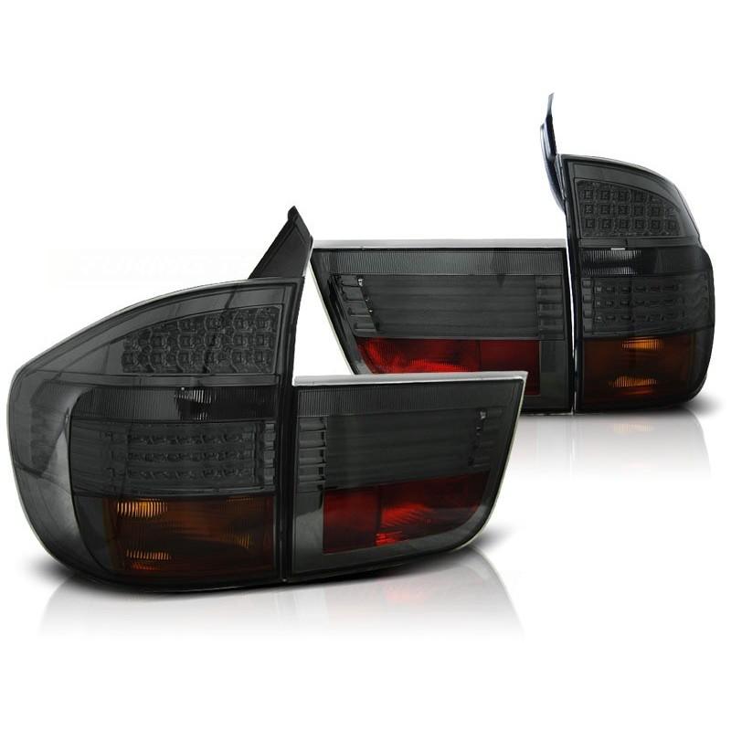 FEUX ARRIÈRE BMW X5 E70 03.07-05.10 FUMÉE LED