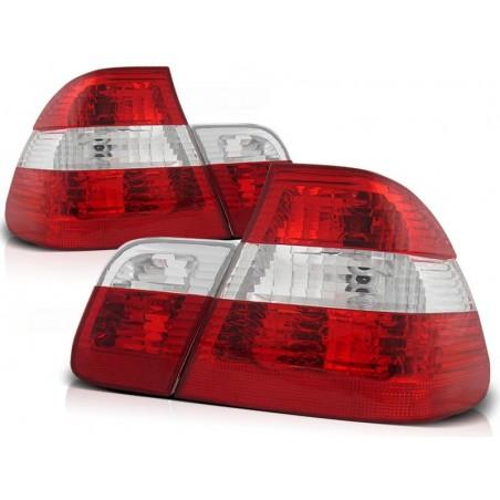 Feux arrières rouge/blanc BMW E46 Berline 01-05