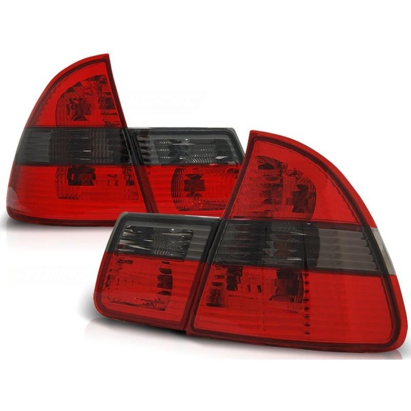 Feux arrières rouge/gris BMW E46 Touring 98-05