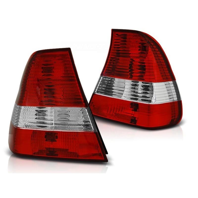 Feux arrières blanc/rouge BMW E46 Compact apres 2001