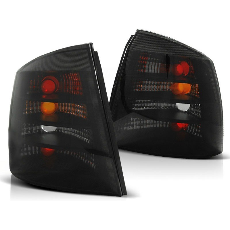 Feux arrières noir Opel ASTRA 97-04 3/5-portes