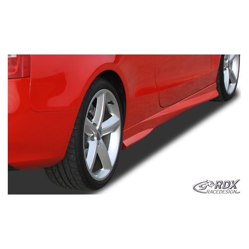 """Bas de caisse Audi A5 Coupé + Convertible """"Turbo"""""""