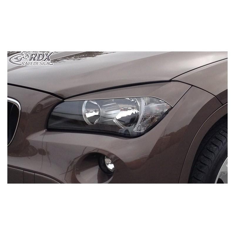 Paupieres de phares BMW X1 E84 -2012