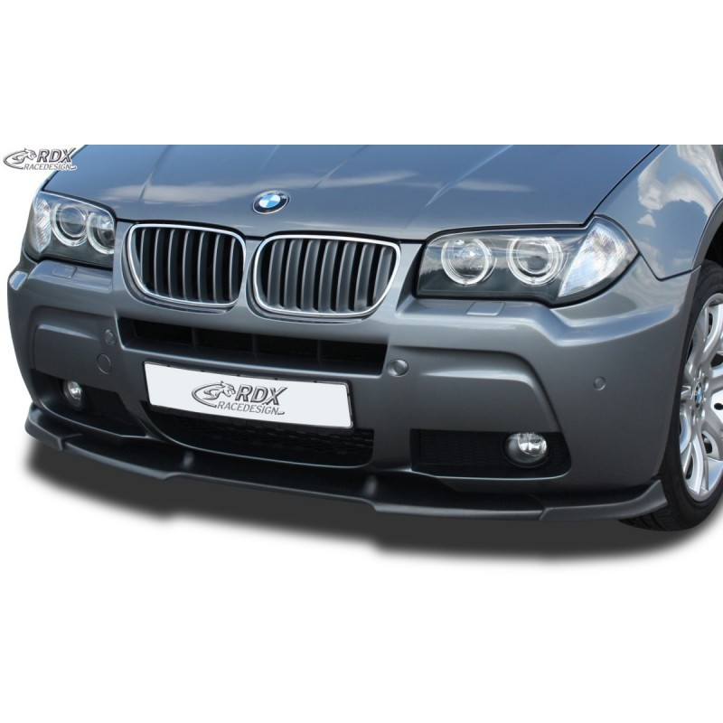 Rajout de pare choc VARIO-X BMW X3 E83 2006+
