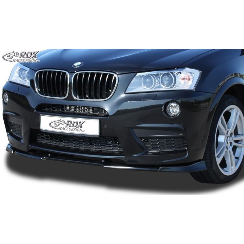 Rajout de pare choc VARIO-X BMW X3 F25 M-Technic -2014