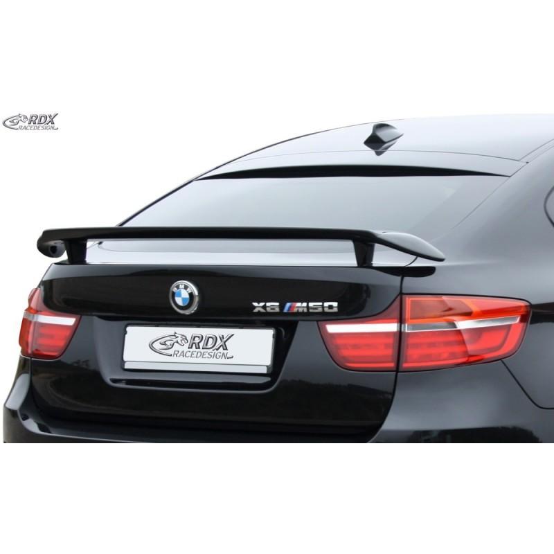 Becquet Aileron sport KFZ BMW X6 E71