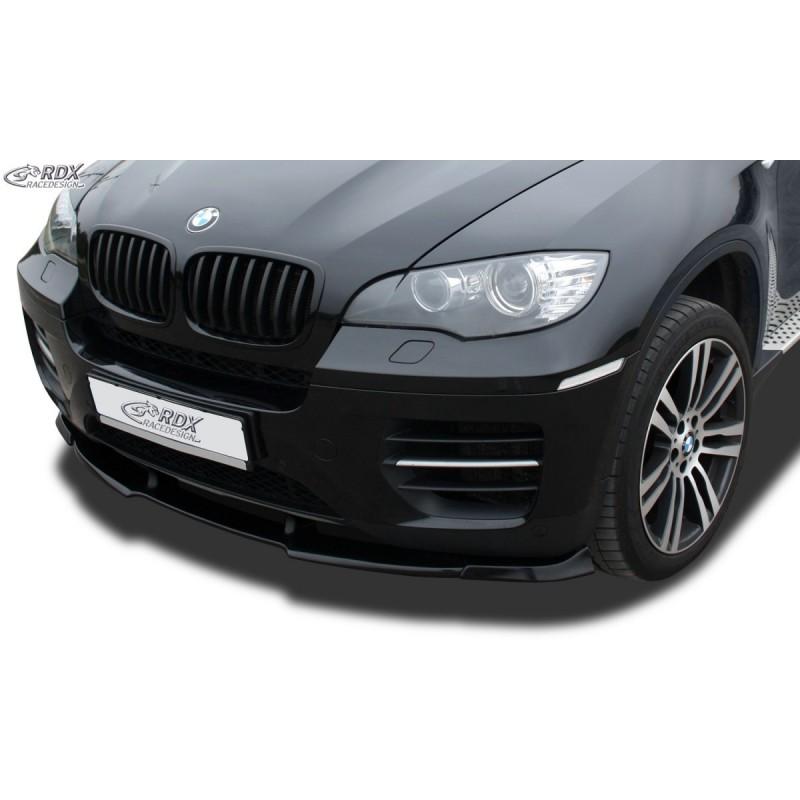 Rajout de pare choc avant VARIO-X BMW X6 E71 (incl. M50)
