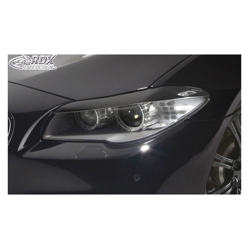 Paupieres de phares BMW Serie 5 F10/F11 (-07/2013)