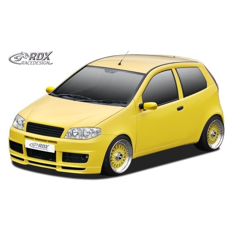 Rajout de pare choc FIAT Punto 2 Facelift Sporting