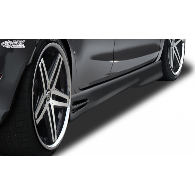"""Bas de caisse FORD Fiesta MK7 JA8 JR8 (2008-2012 et 2012+) """"GT4"""""""