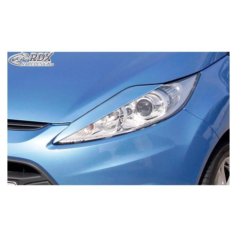Paupiere de phare FORD Fiesta MK7 JA8 JR8 (2008-2012)