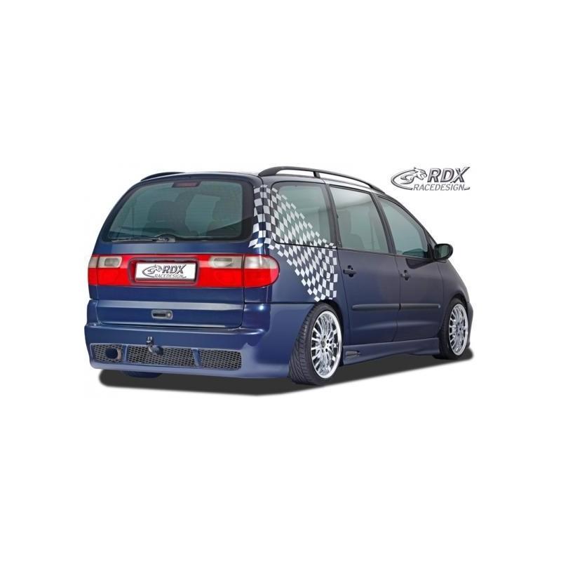 PARE-CHOCS ARRIERE VW SHARAN MOD. -2000 ( 00466 )