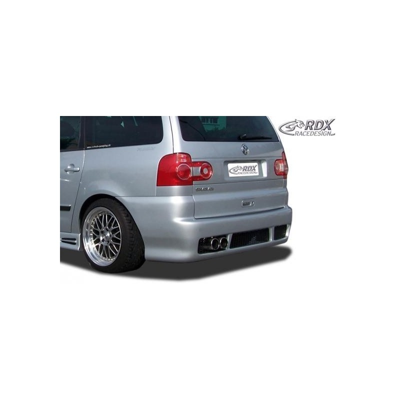PARE-CHOCS ARRIERE VW SHARAN MOD. 2000-2010 ( 00467 )