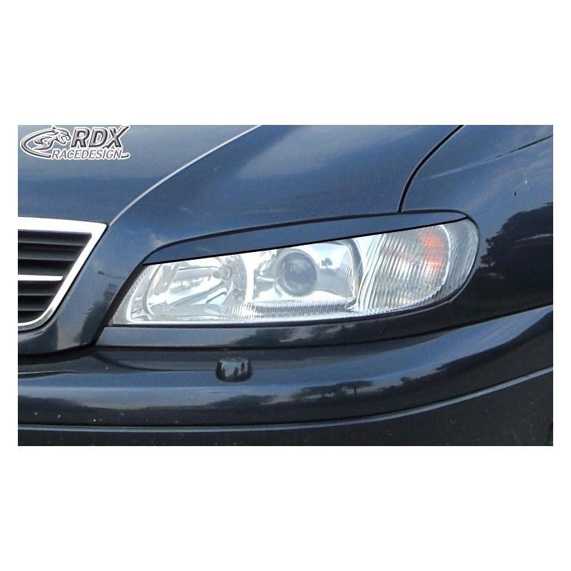 Paupieres de phares Opel Omega B 1999+