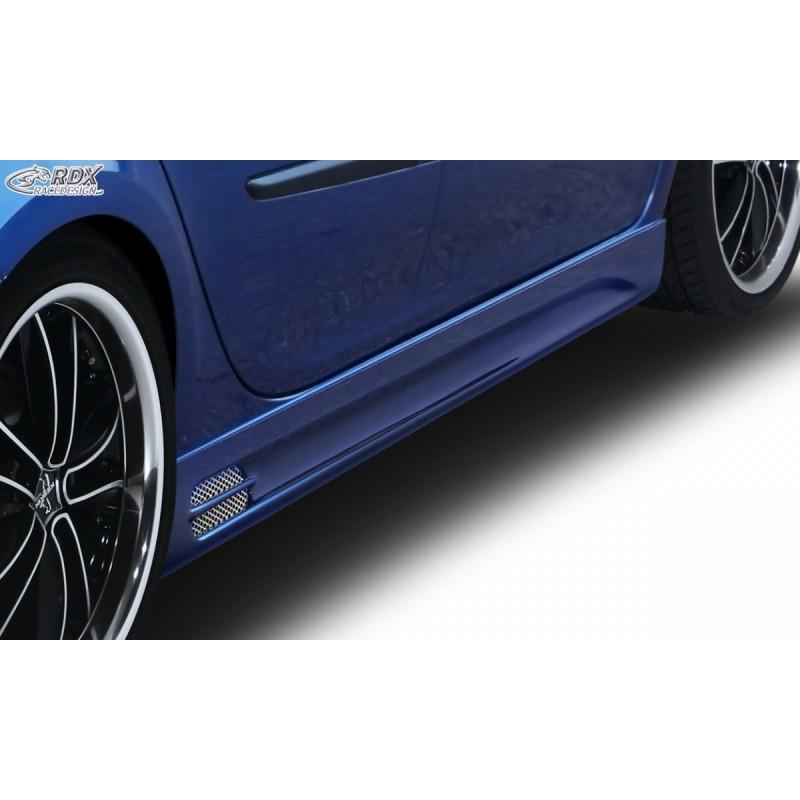 """Bas de caisse RENAULT Clio 3 Phase 1/2 (non RS) """"GT-Race"""""""