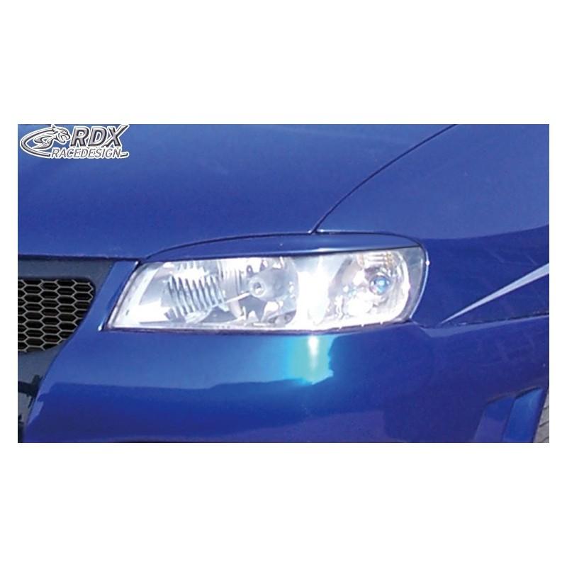 Paupieres de phares SEAT Ibiza 1999+ & Cordoba 1999+