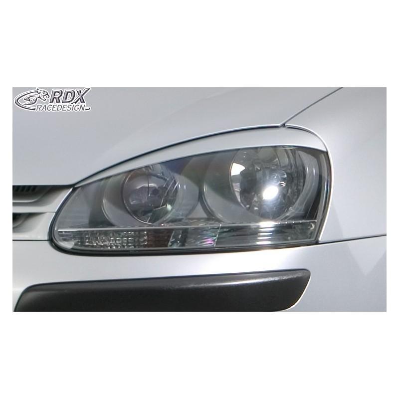 Paupieres de phares VW Golf 5 & Jetta 5