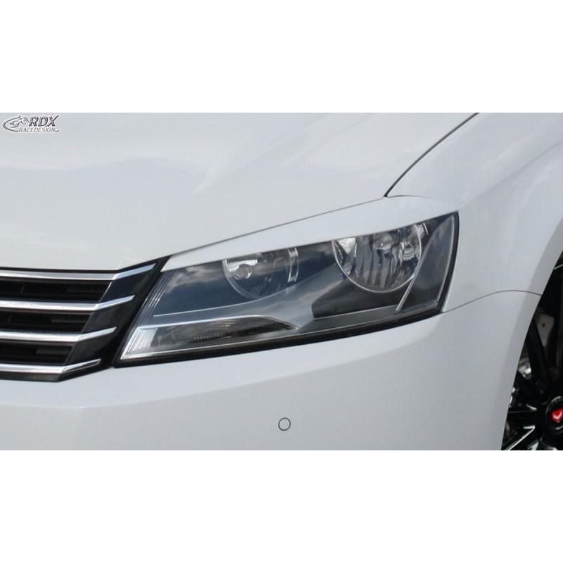 Paupieres de phares VW Passat B7 / 3C
