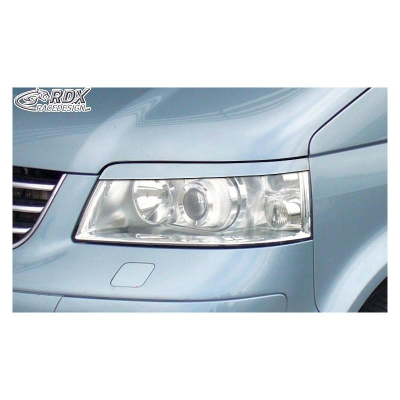 Paupieres de phares VW T5 -2009