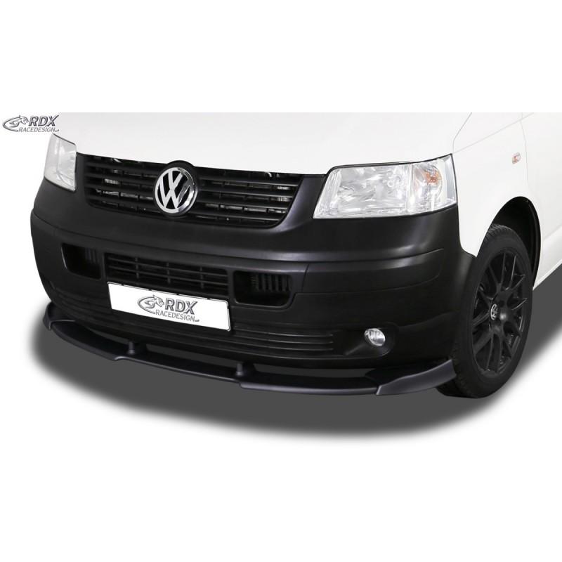 Rajout de pare choc VARIO-X VW T5 -2009 (pour pare-chocs non peints, comme Transporter, ...)