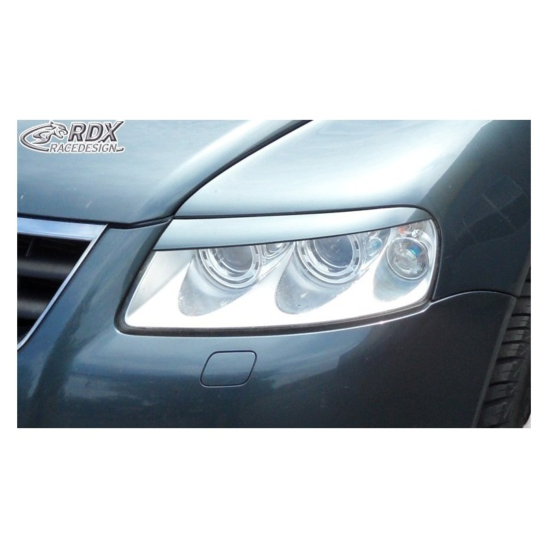 Paupieres de phares VW Touareg -2006