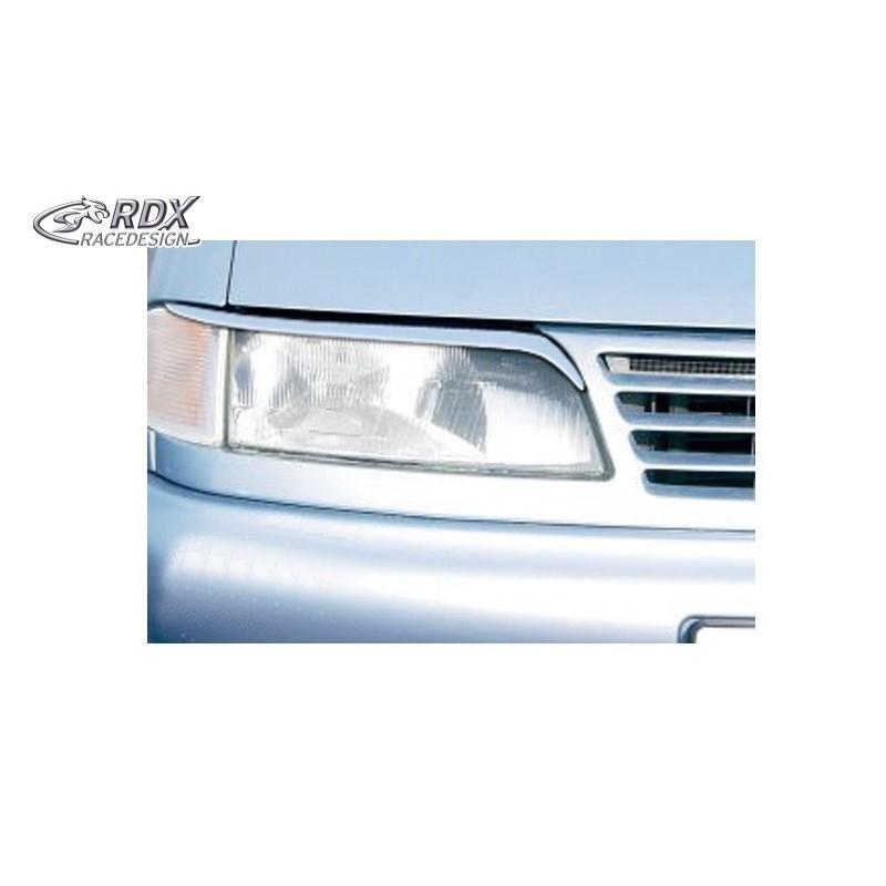 Paupieres de phares VW Sharan (-2000) et Seat Alhambra (-2000)