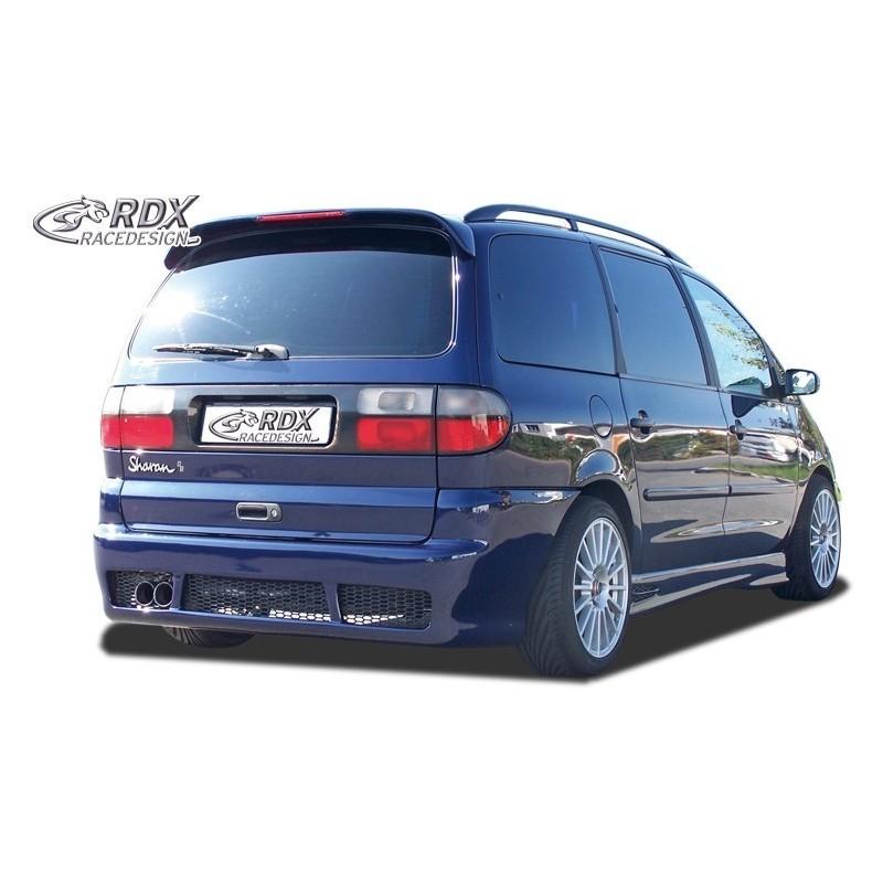 Pare-chocs arrière VW Sharan (-2000) et SEAT Alhambra (-2000) et Ford Galaxy (-2000)