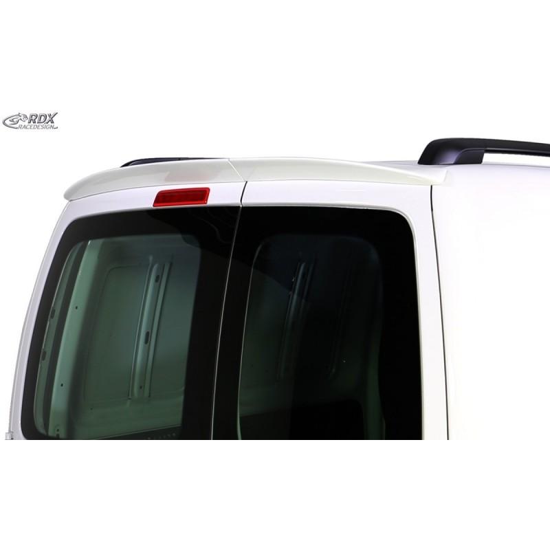Becquet Aileron sport VW Caddy 1T / 2K porte Grange (2 portes arrière)