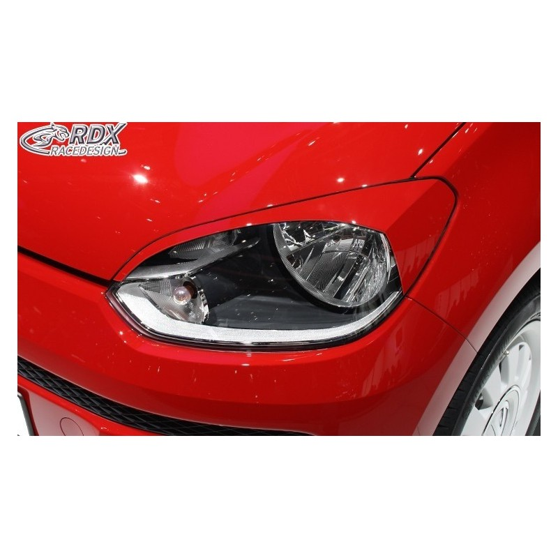 Paupieres de phares VW Up
