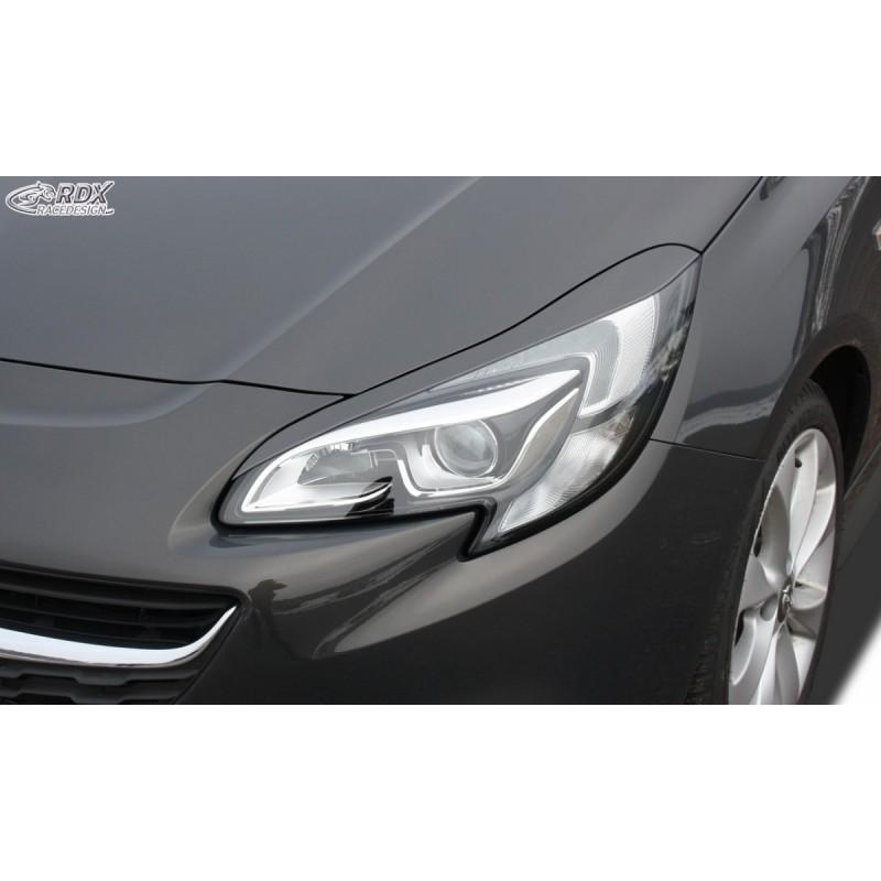 Paupieres de phares Opel Corsa E