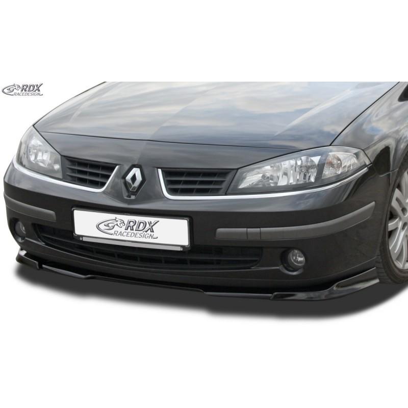 Rajout de pare choc avant VARIO-X Renault Laguna 2 Phase 2 2005+