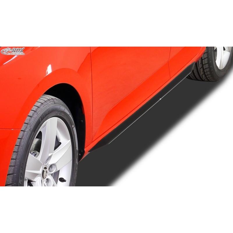 """Bas de caisse Škoda Fabia 3 (NJ) """"Slim"""""""