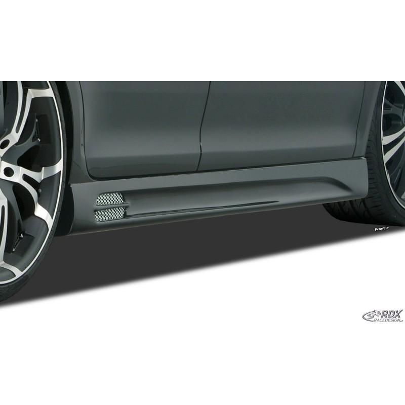 Bas de caisse Škoda Fabia 3 (NJ) « GT-Race