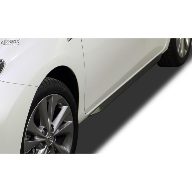 """Bas de caisse TOYOTA Auris E180 -2015 """"Slim"""""""