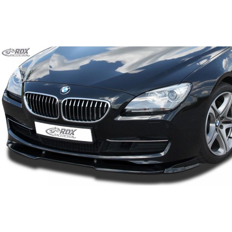 Rajout de pare choc avant VARIO-X BMW 6 Serie F12 / F13 (2011+)