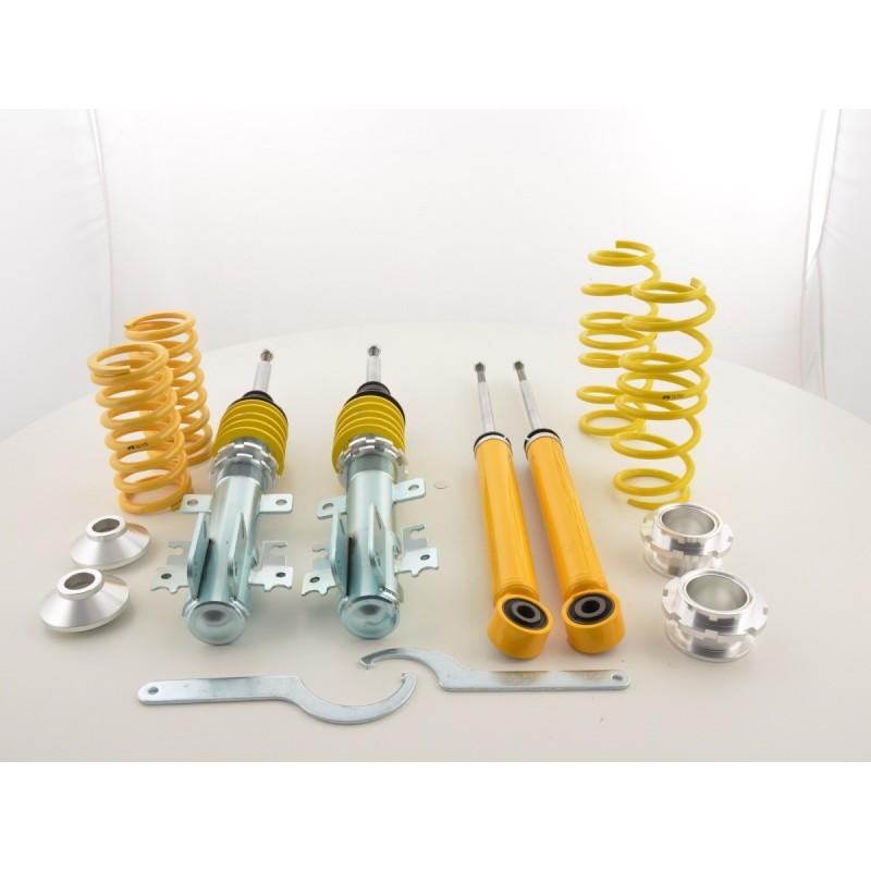 FK Combinés filetés suspension Opel Agila Typ H-B année à  partir de 2008 -