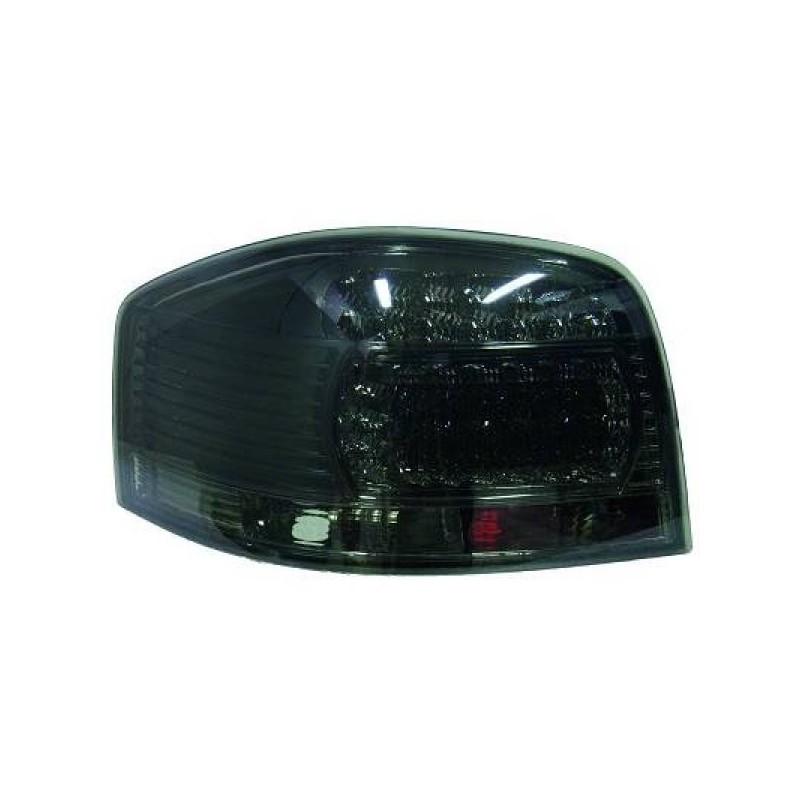 Feux arrières LED noir Audi A3 3-portes 03-08