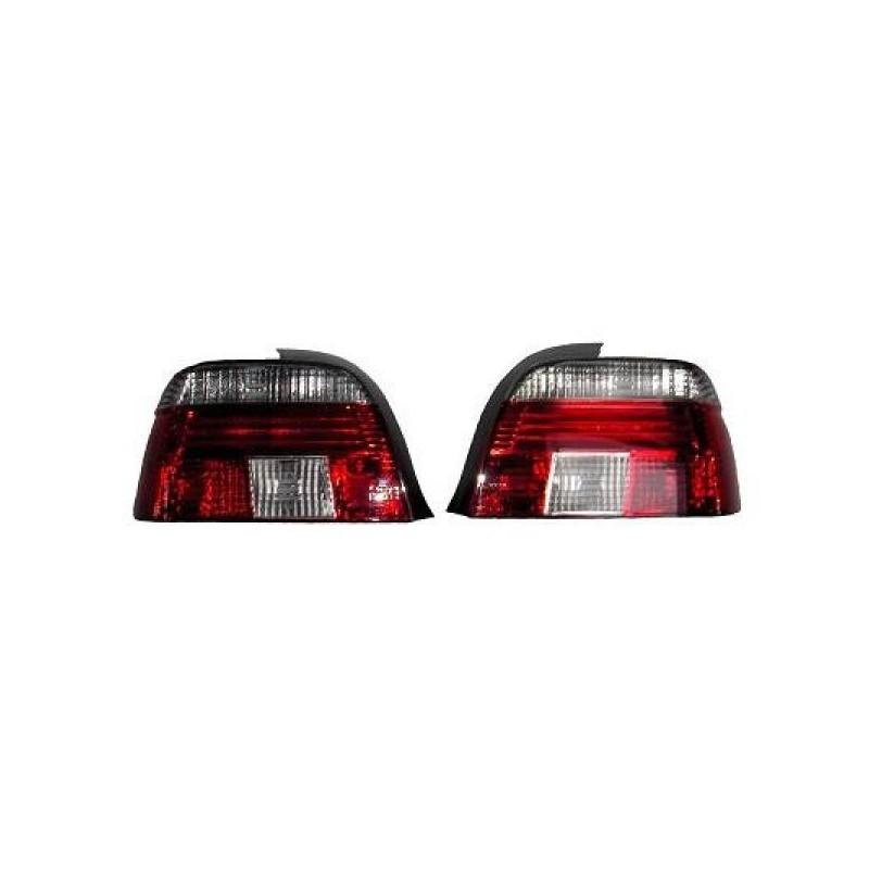 Feux arrières rouge/blanc Bmw Bmw E39 4-portes 95-00