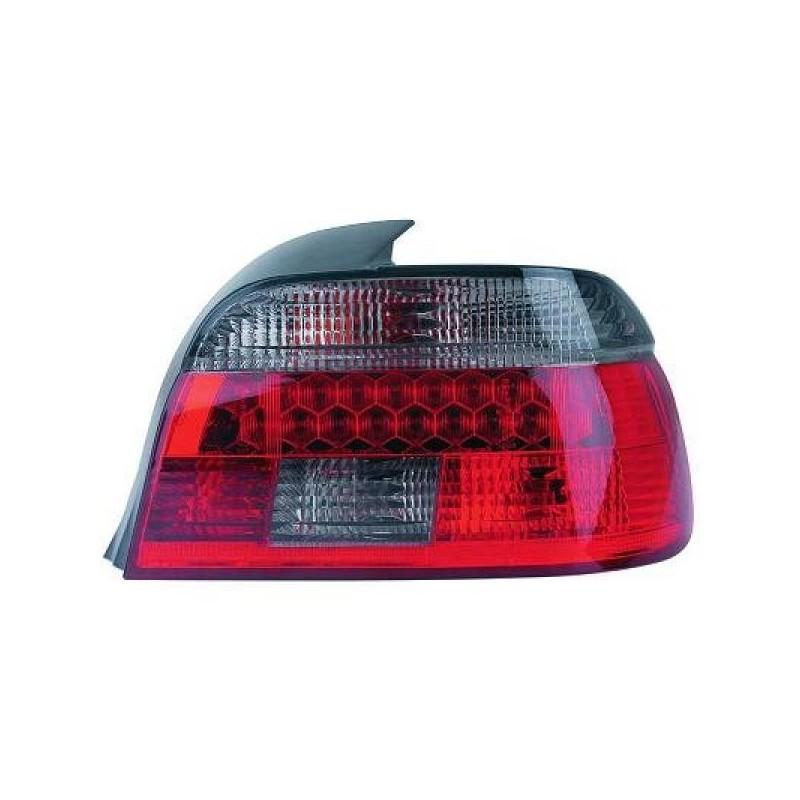 Feux arrières LED noir Bmw E39 95-00 4-portes