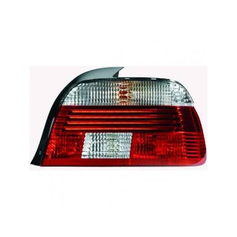Feux arriere Bmw E39 95-00 CELIS LED rouge/blanc 4 portes